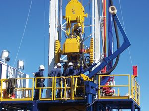 Business leader calls for 'golden rules' for gas industry