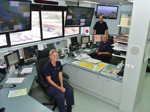 New control room being built to monitor shipping in harbour