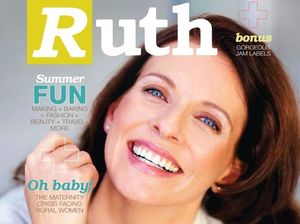 Ruth Magazine out now