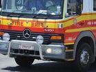 Fire brigade. Photo: Alistair Brightman / Fraser Coast Chronicle