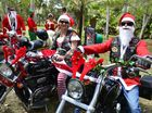 The Ulysses Toy Run at the Tondoon Botanical Gardens. Emma Kirkby and Billy Wright.