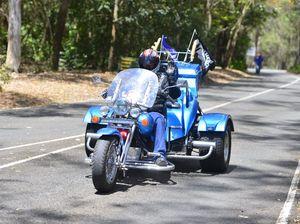 Ulysses Toy Run at the Tondoon Botanic Gardens