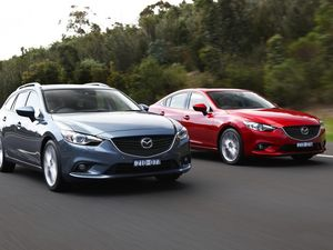 Mazda6 recalled for electrical issue which could cause fire