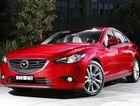The new range-topping Mazda6 Atenza sedan.