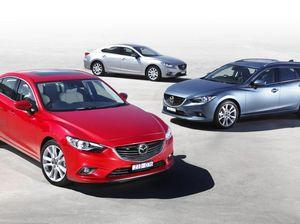 The new Mazda6