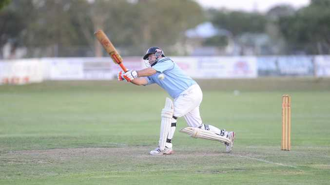 Courts Crossing's Noel O'Connell was in the runs again this time for Clarence River in the Neil Frame Shield opening round clash with Coffs Harbour.