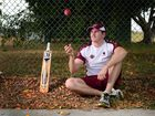Trent Sorohan returned to Gladstone yesterday after representing his state in the Australian Country Cricket Championships for the past two weeks in Bundaberg.