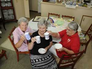 Raising money for charity with a cup of tea
