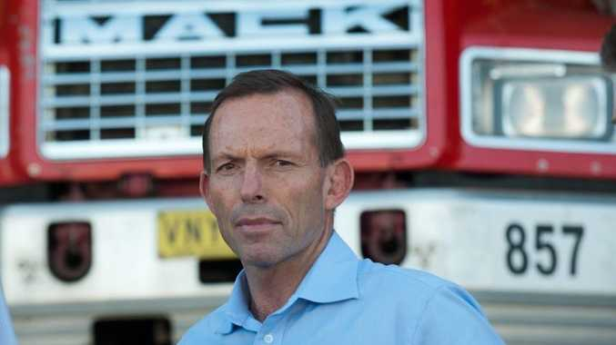 Tony Abbott has been criticised for suggesting changes to mining regulations.