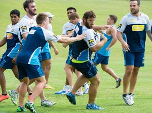 Titans get down to business as they hit the training paddock