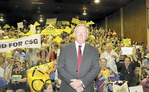 FEELING THE RAGE: NSW Planning Minister Brad Hazzard.