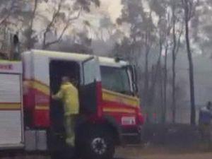 Burpengary fire