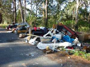 Mayor hits out at spate of illegal dumping cases