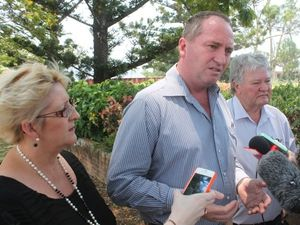 Tony Windsor will mess with Barnaby Joyce's mind: Grattan