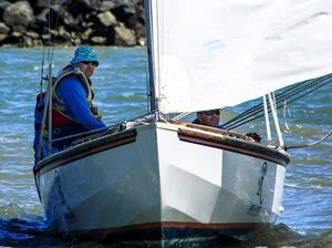 North-eastly spices up sailing club championships