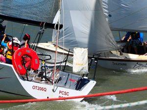 Sailing club championships