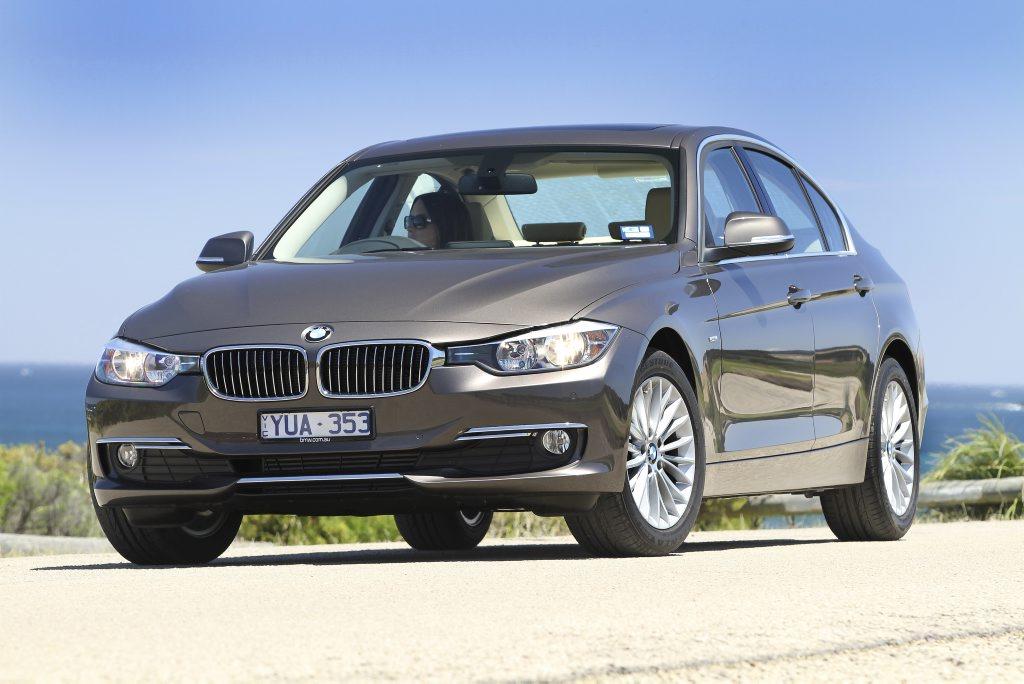 BMW's classy little 3 Series.