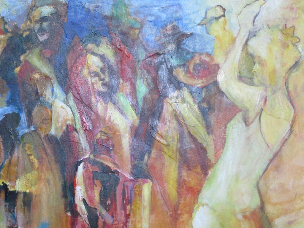 BEAUTIFUL ART: Irene Sparks