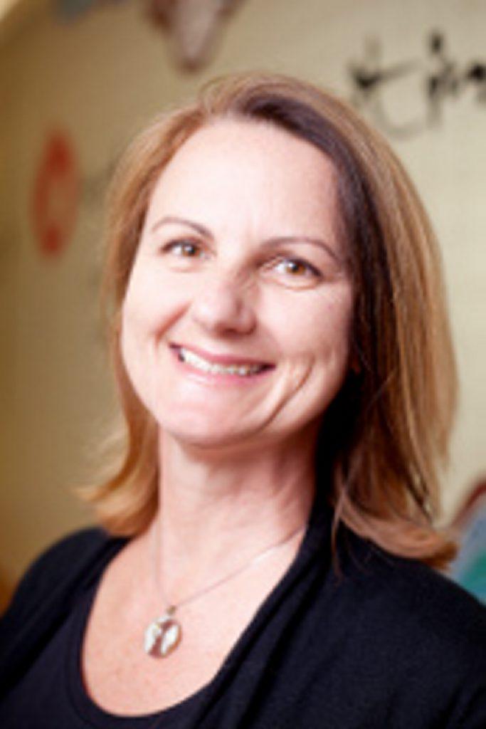 Queensland Writers Centre CEO Meg Vann.