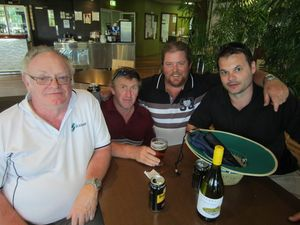Style social scene: Master Builders annual golf day