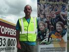 Trevor O'Hara, the event's director of safety and transport, is preparing for the Scout Jamboree in Maryborough.