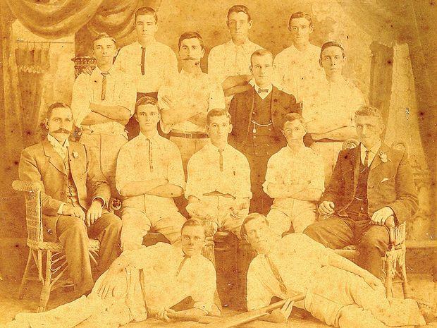 Ipswich cricket