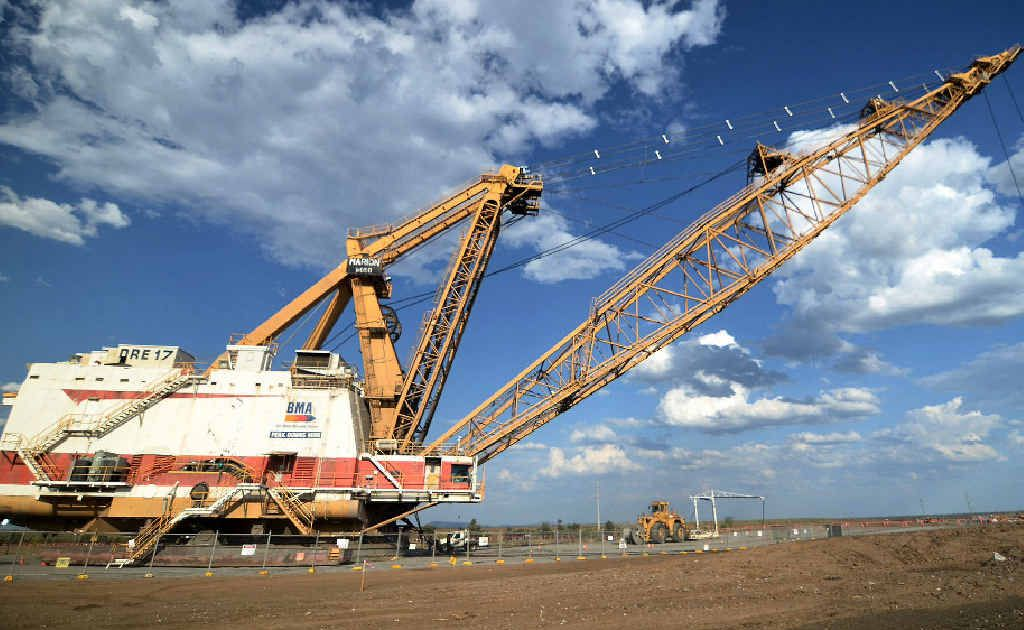 The CFMEU claimed a supervisor from the mine, owned by BHP Billiton Mitsubishi Alliance, physically and verbally attacked a union safety representative.