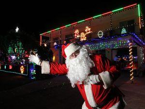 Santa visits Airservices Australia