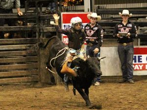 Final of Bullzye Top Guns Rodeo Series proves to be a thriller