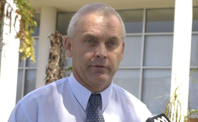 Queensland Police Deputy Commissioner Ross Barnett.