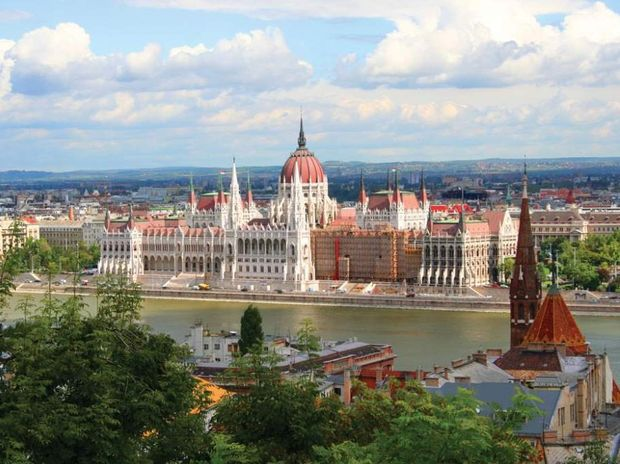The charming city of Budapest is one of the places visited in Tauck tours. The Budapest to Amsterdam stretch features commonly on cruising itineraries.
