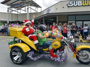 Ulysses Club toy run