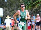Wriede, Hellberg take titles at Tannum Sands triathlon