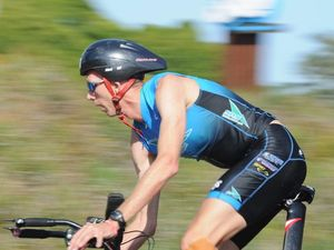 Triathlete is victorious in return from frustrating injury