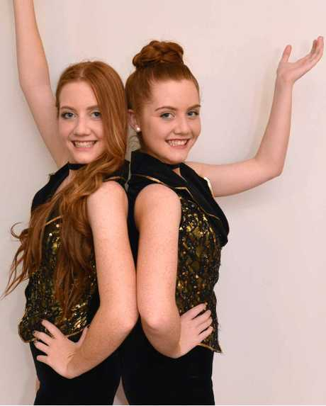 Madi and Brianna Brett are huge X Factor fans, and Brianna would like to try out for the program in a few years.