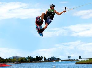 Wakeboard world champion expects a test at Bli Bli