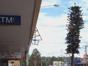 Street poll: Lismore's Xmas tree