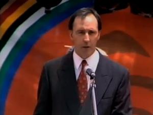 Keating's Redfern speech remembered as a 'landmark'