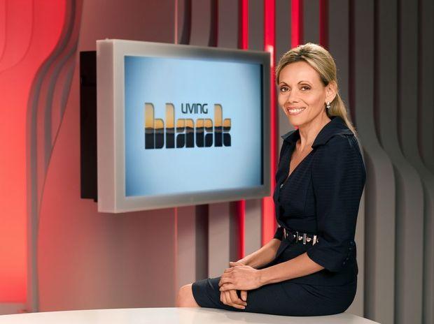 Living Black host Karla Grant.