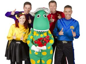 Wiggles set to rock Moncreiff