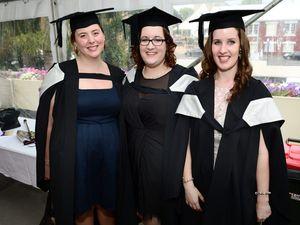 UQ Ipswich graduation