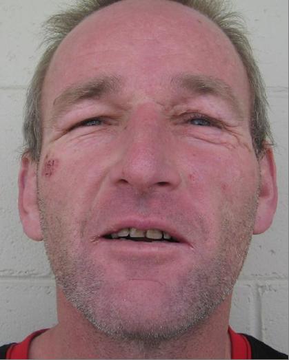 Wanted man Jason Robert Herbert.