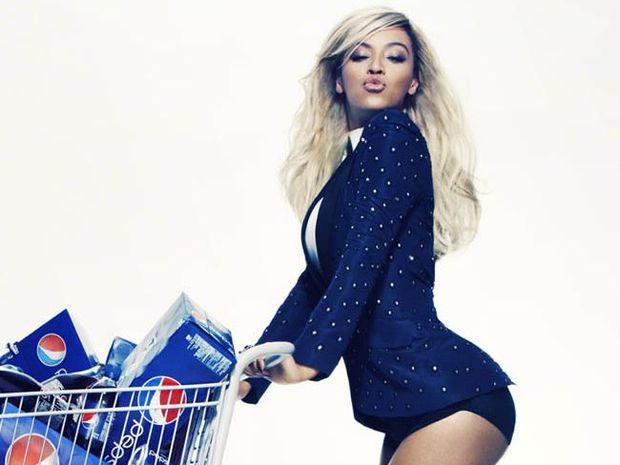 Beyonce Knowles has signed a $50 million deal with Pepsi to become the new face of the soft drinks giant.