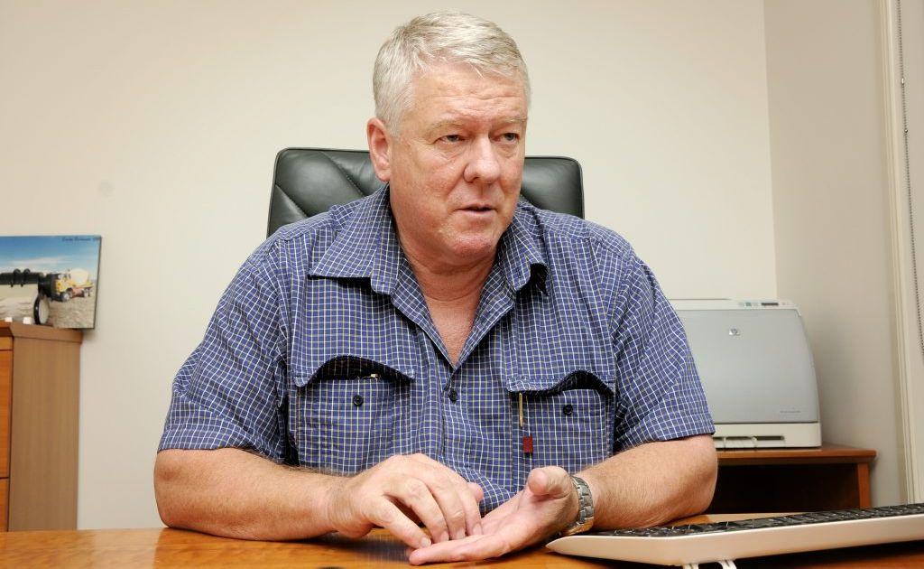 Toowoomba businessman John Wagner.