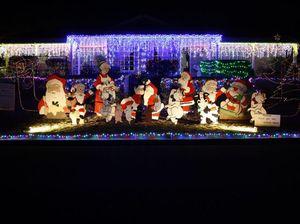 Lights hail farming tradition
