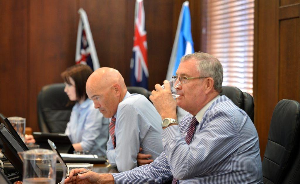 Gympie Mayor Ron Dyne has resigned