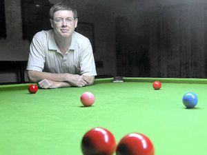 Snooker challenges Andrew
