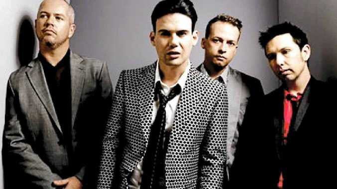 Grinspoon's appearance on the line-up for the inaugural Big Pineapple Music Festival has helped early sales.