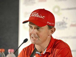 Last Coolum PGA saddens Chalmers