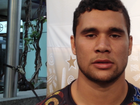 Brisbane Broncos winger Jharal Yow Yeh.
